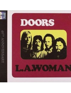 Doors : L.A. Woman - 40th Anniversary Edition (2-CD)