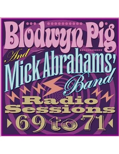 Blodwyn Pig : All Said And Done (2-CD)