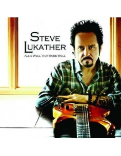 Lukather, Steve : All's Well That Ends Well (LP)