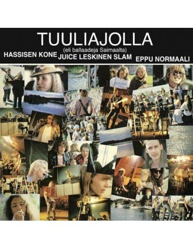 Tuuliajolla, Hassisen kone, Juice Leskinen Slam, Eppu Normaali : Tuuliajolla (LP)