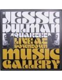 Jesse Dulman Quartet : Live at Downtown Music Gallery (LP)