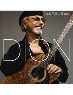 Dion : Tank Full of Blues (CD)