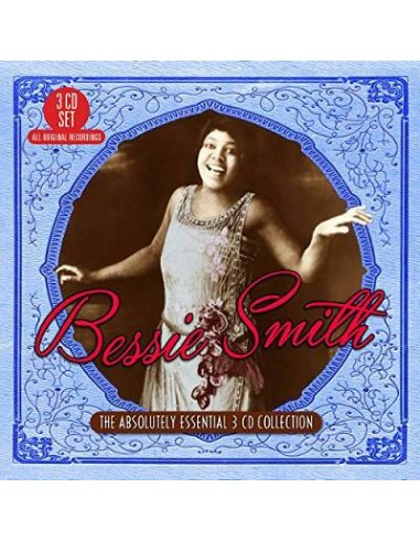 Smith, Bessie : The Absolutely Essential Collection (3-CD)