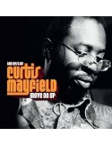 Mayfield, Curtis : Move On Up - The Best Of (CD)