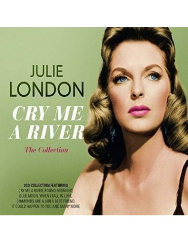 London, Julie : Cry Me A River - The Collection (2-CD)