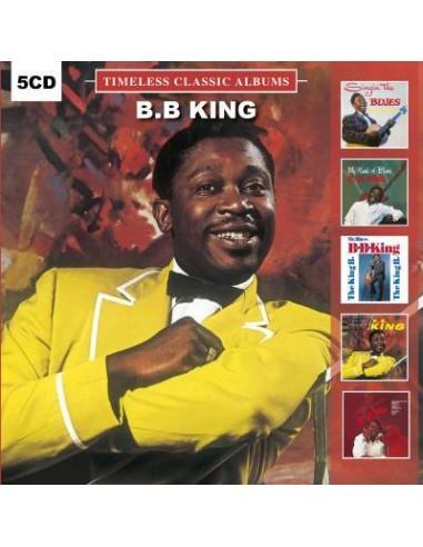 King, B.B. : Timeless Classic Albums (5-CD)
