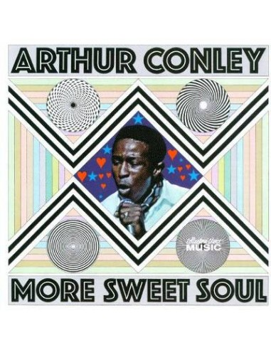 Conley, Arthur : More Sweet Soul (CD)
