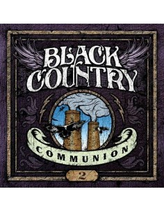 Black Country Communion : Black Country Communion 2 (2-LP)