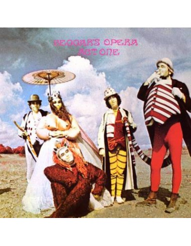 Beggars Opera : Act One (LP)