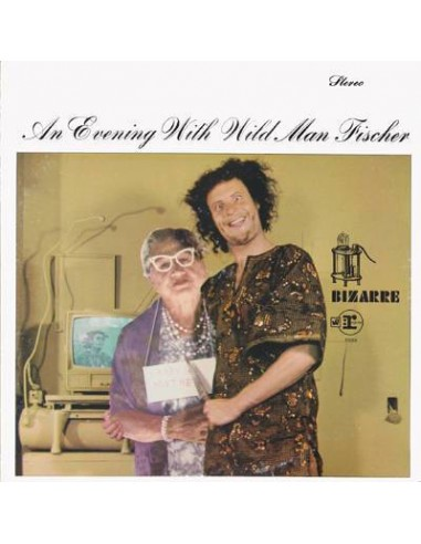 Fischer, Wild Man : An Evening With (2-LP)