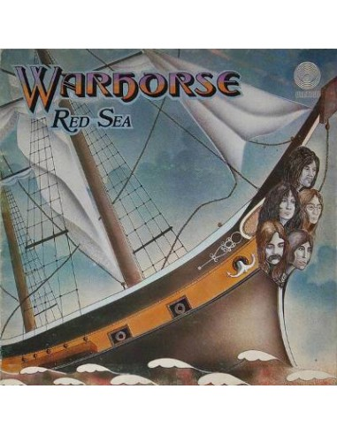 Warhorse : Red Sea (LP)
