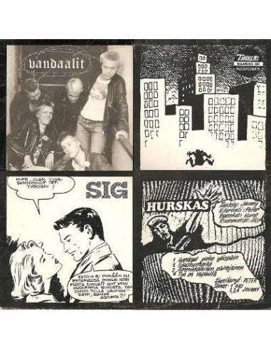 Hilse II (LP)