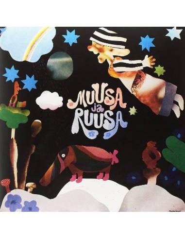 Koivistoinen, Eero : Muusa Ja Ruusa (LP)