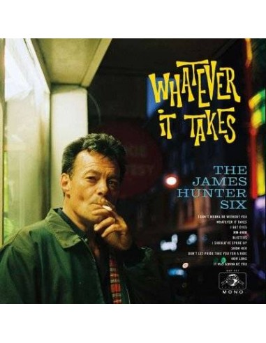 Hunter, James -Six- : Whatever it takes (CD)