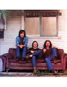 Crosby, Stills & Nash : Crosby, Stills & Nash (CD)