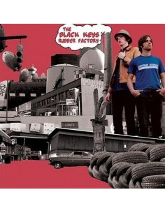 Black Keys : Rubber Factory (LP)