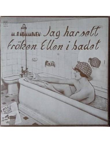 Numminen, M.A. : Jag Har Sett Fröken Ellen I Badet (LP)