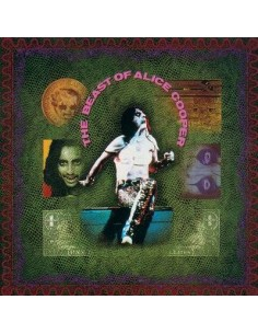 Alice Cooper : The Beast of Alice Cooper (LP)