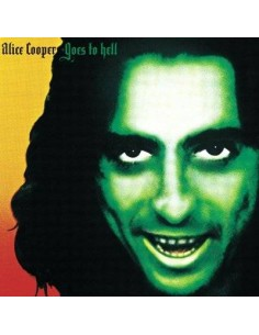 Alice Cooper : Goes to Hell (LP)