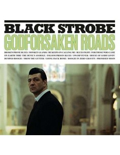 Black Strobe : Godforsaken Roads (2 LP + CD)