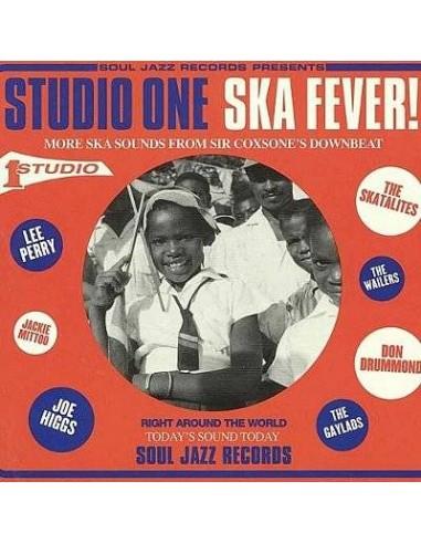 Soul Jazz Records Presents Studio One Ska Fever (2-LP)