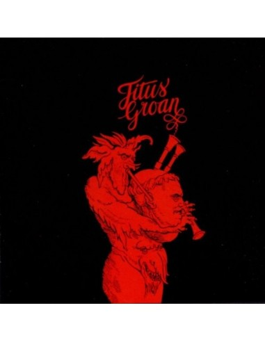 Titus Groan : Titus Groan (CD)