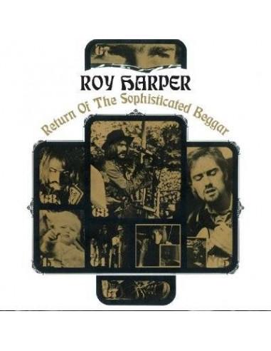 Harper, Roy : Return of the sophisticated beggar (CD)