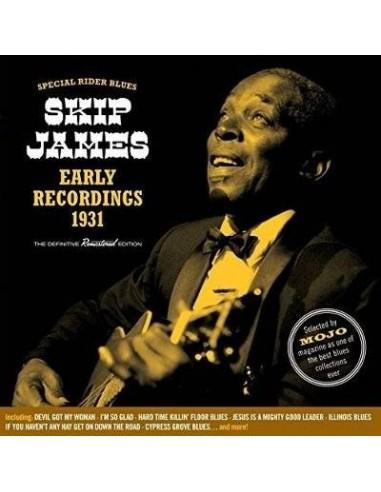 Hurt, Mississippi John : Spike Driver Blues (CD)