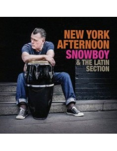 Snowboy & The Latin Section : New York Afternoon (2-LP)