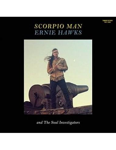 Ernie Hawks : Scorpio Man (LP)