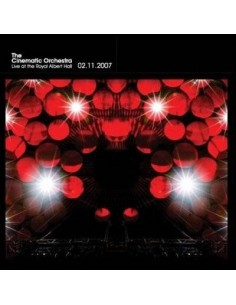Cinematic Orchestra : Live At The Royal Albert Hall (2-LP)
