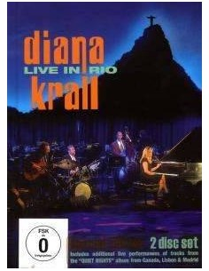 Krall. Diana : Live in Rio (2-DVD)