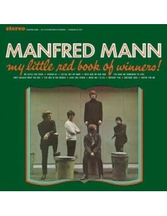 Manfred Mann : My Little Red Book Of Winners (LP)