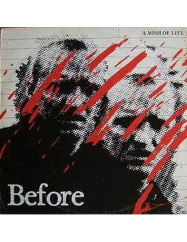 Before : A Wish Of Life (LP)