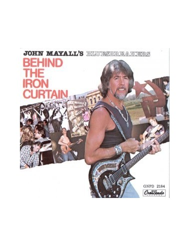 Mayall, John : Behind The Iron Curtain (LP)