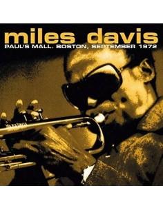 Miles Davis : Paul's Mall, Boston 1972 (CD)