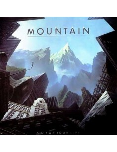Mountain : Go For Your Life (LP)