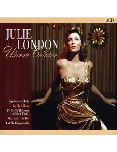London, Julie : The Ultimate Collection (2-CD)