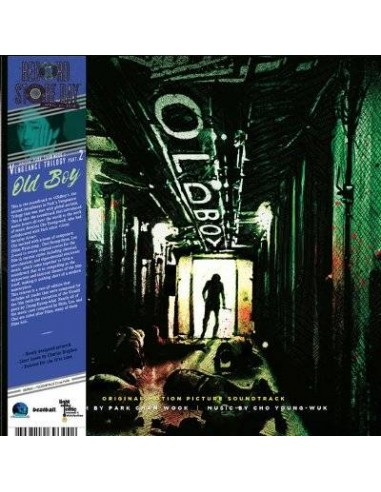 Oldboy - Soundtrack (Vengeance Trilogy Part. 2) (2-LP) RSD 2018