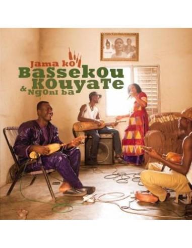Bassekou Kouyate & Ngoni Ba : Jama Ko (2-LP)