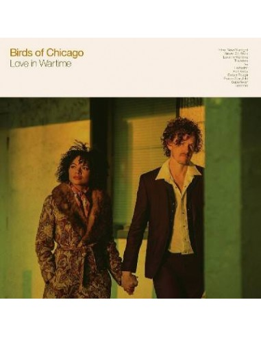 Birds of Chicago : Love in Wartime (LP)