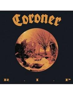 Coroner : R.I.P. (LP / 2018 )