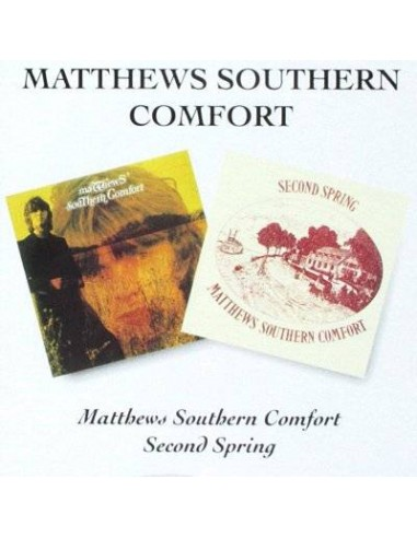 Matthews' Southern Comfort : Matthews' Southern Comfort / Second Spring (CD)