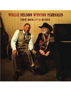 Nelson, Willie & Wynton Marsalis : Two Men With The Blues (2-LP)