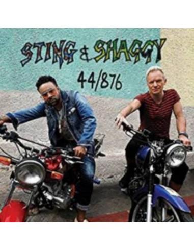 Sting & Shaggy : 44/876 (CD)
