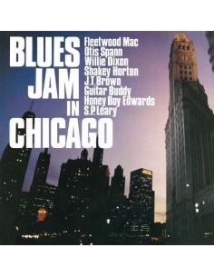 Fleetwood Mac : Blues Jam In Chicago Volume 1 & 2 (2-LP)