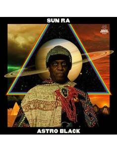 Sun Ra : Astro Black (LP)