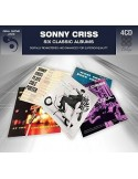 Criss, Sonny : 6 Classic Albums (4-CD)