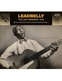 Leadbelly : Last Sessions 1948 (4-CD)