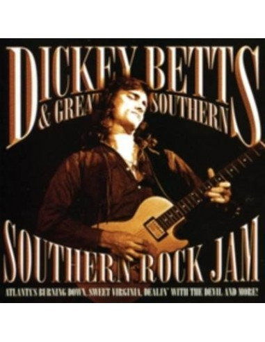 Dickey Betts & Great Southern : Southern Rock Jam (CD)